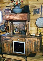 Horn Mountain Living - Mammy's Stove