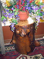 Horn Mountain Living - Stump Table