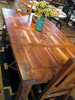 Steve Horn Gallery - Alder Dining Table