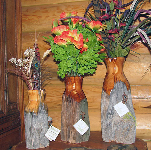 Horn Mountain Living - Fence Post Vases
